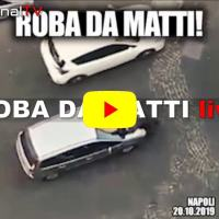 Scene di ordinaria follia quotidiana, dove? Il video in diretta