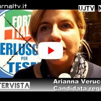 Elezioni Umbria, Arianna Verucci, candidata per la sua Valnerina, intervista