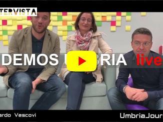 Elezioni Umbria l'analisi di Andrea Fora intervistato da Riccardo Vescovi