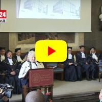 UnistraPg inaugurazione anno accademico 2019-2020, diretta streaming