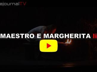 Il Maestro e Margherita con Michele Riondino a Perugia, dal 12 al 17 novembre