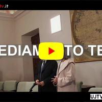 Passaggio delle consegne tra presidente Donatella Tesei e Paparelli