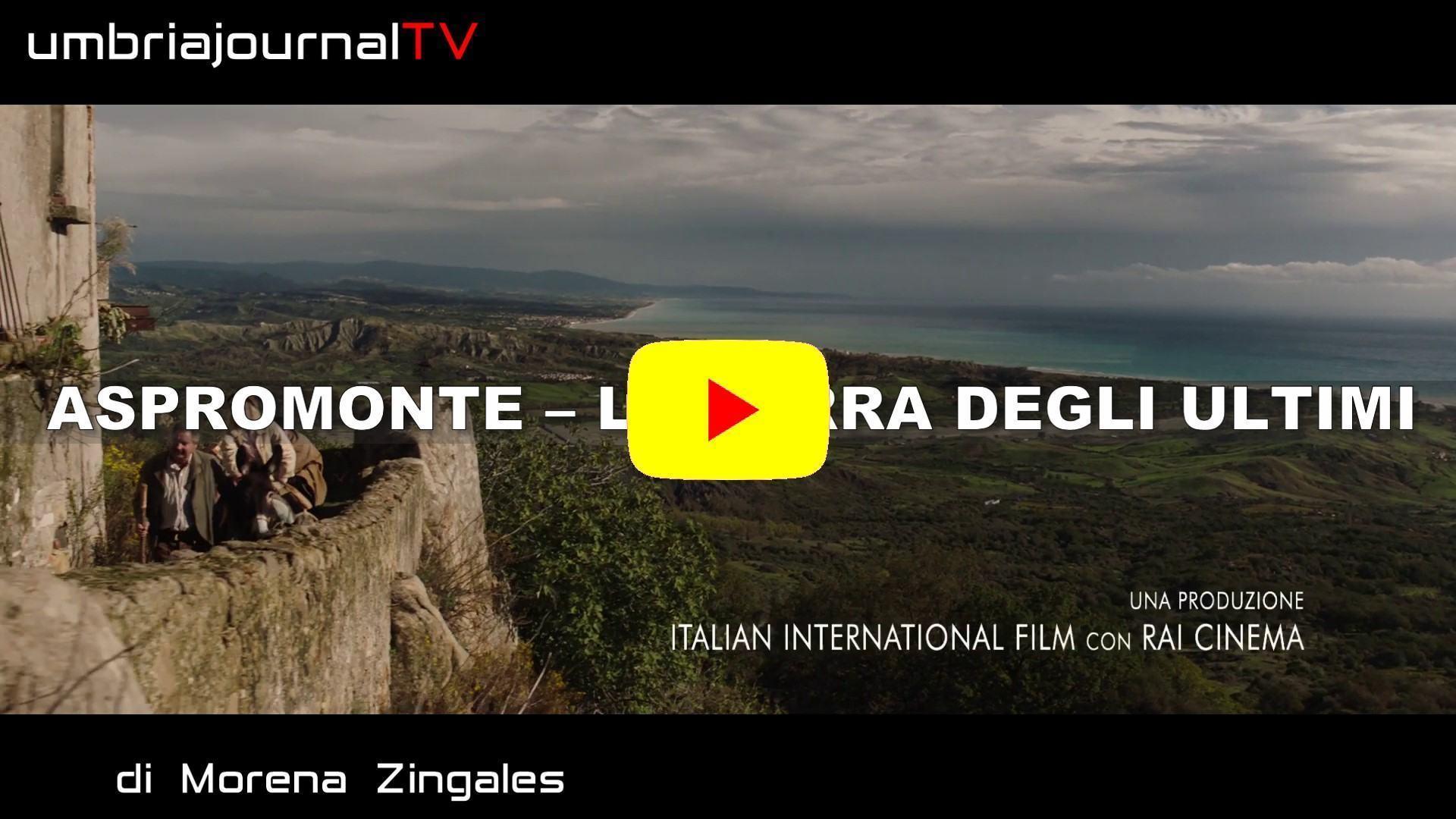 Aspromonte – La Terra degli Ultimi al Cinematografo Sant'Angelo