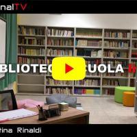 Riapre finalmente la biblioteca della Scuola Media di Bastia Umbra