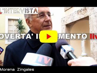 Oltre 50 mila famiglie in povertà, intervista al presidente Ceu, Monsignor Renato Boccardo