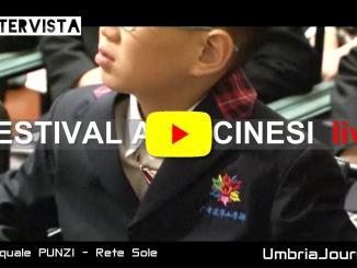 L'intervista Giampiero Rasimelli, a Perugia, il Festival delle arti cinesi
