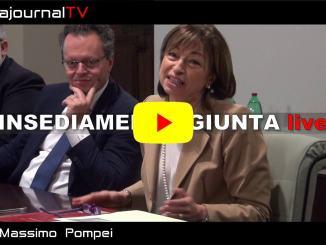 Umbria, insediata la nuova giunta Tesei, subito al lavoro