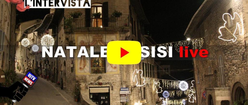 Natale ad Assisi, dall'1 dicembre 2019 al 6 gennaio 2020, intervista al sindaco