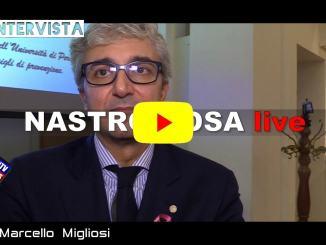 """Campagna """"Nastro Rosa"""" per dipendenti Università, intervista al rettore"""