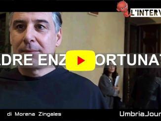 Padre Enzo Fortunato, 25 anni di sacerdozio e il Natale ad Assisi | Video