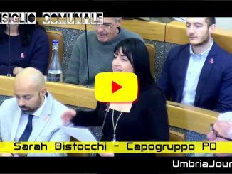 Sarah Bistocchi, capogruppo Pd, chiede per il Centrosinistra, cittadinanza Liliana Segre |🔴