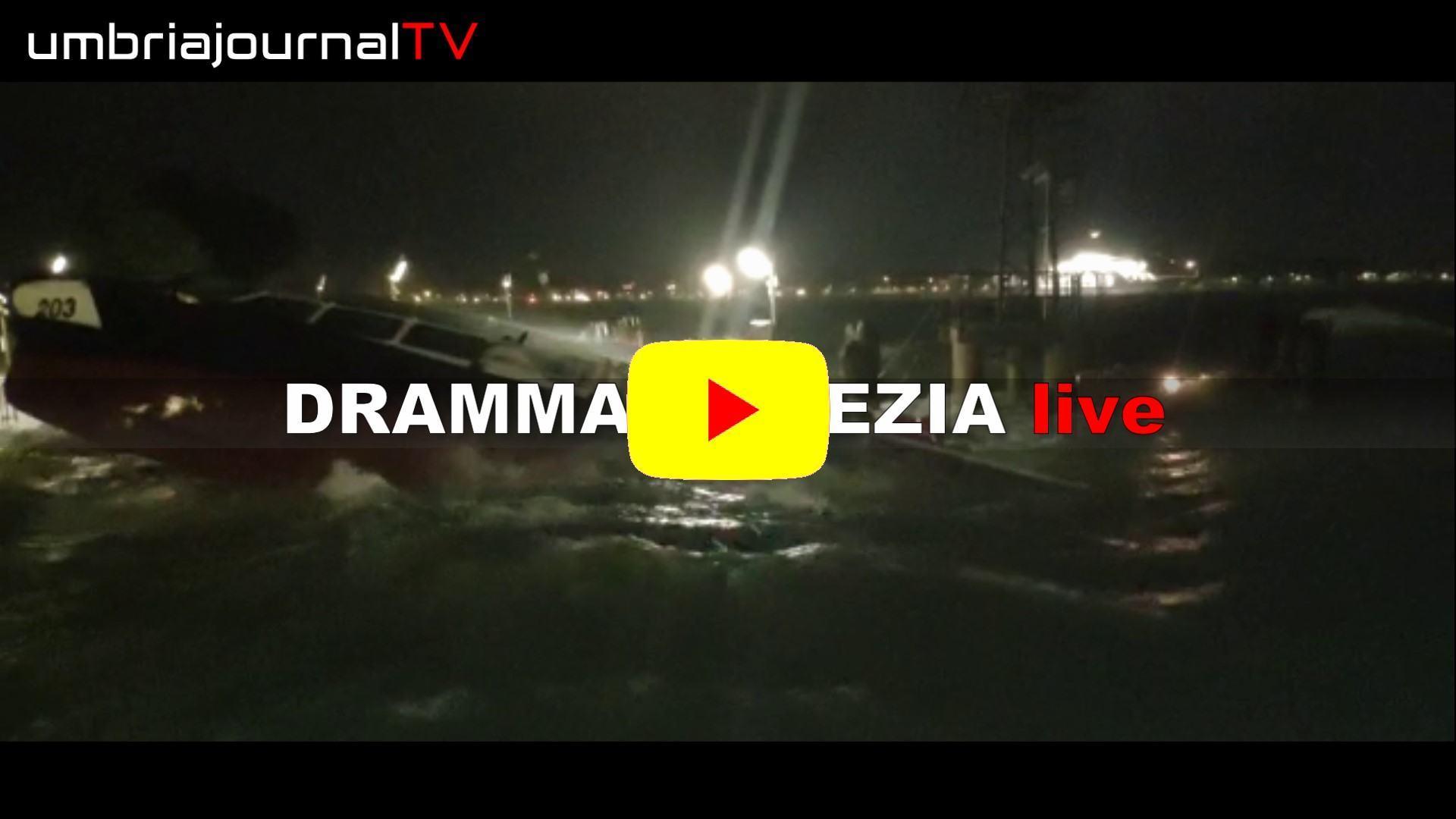 Dramma Venezia, immagini dell'inondazione, dura lettera di Chiara Modica Donà Dalle Rose
