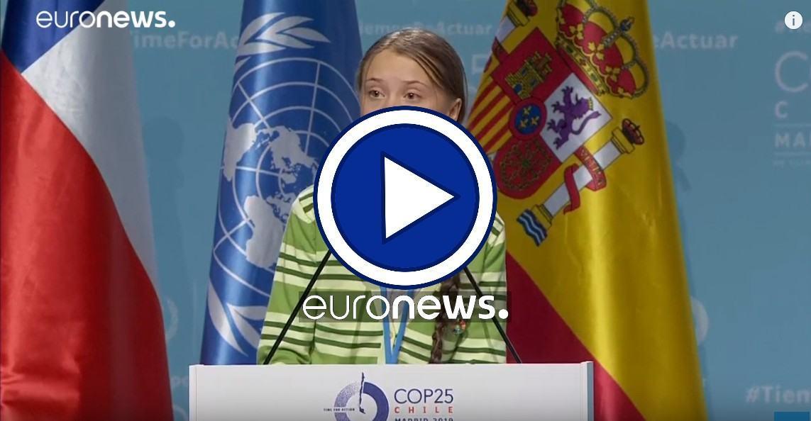 La teenager svedese Greta Thunberg è la 'Persona dell'Anno' di Time