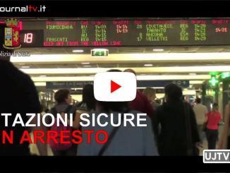 Stazioni sicure anche in Umbria, polizia ferroviaria arresta 40enne