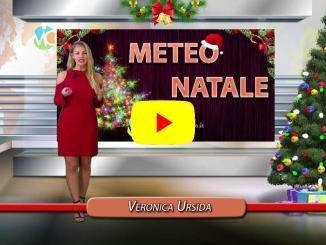 Veronica Ursida del Centro meteo italiano ci parla del meteo a Natale
