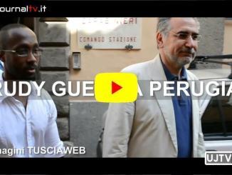 Natale a Perugia per Rudy Guede l'unico condannato per omicidio Kercher