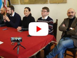 Lega Umbria, conferenza stampa di fine anno 2019