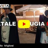 Si accende il Natale, a Perugia gli zampognari di Pietrafitta