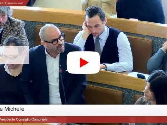 Consiglio comunale Perugia, si vota su revoca mandato di Arcudi