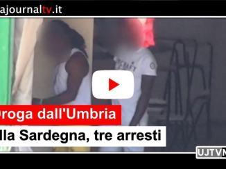 Droga dall'Umbria alla Sardegna, sgominata banda, spacciavano eroina in ovuli