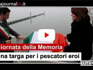 """Giornata della Memoria, una targa per i """"pescatori eroi"""" del Trasimeno"""