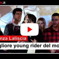 Costanza Laliscia migliore young rider del mondo |Foto