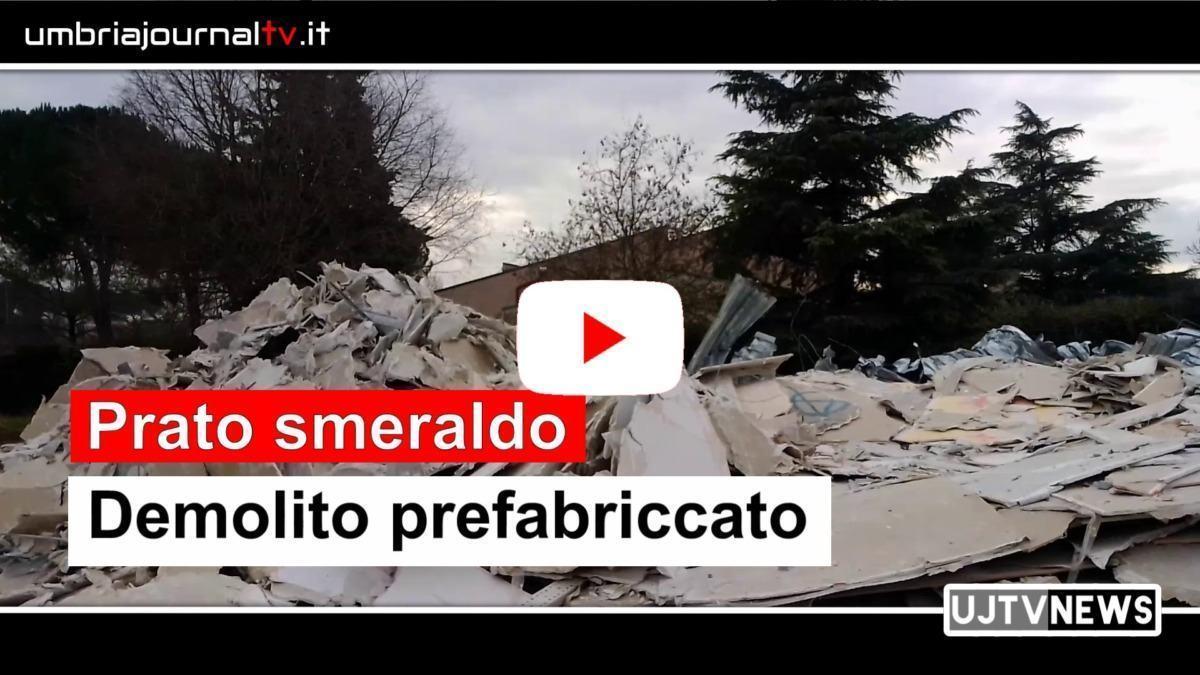 """Demolita la """"casetta"""" di Prato Smeraldo a Foligno, parla la consigliera Flagiello"""