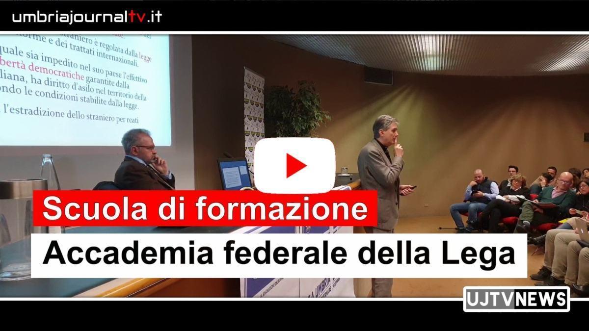 Accademia federale della Lega Umbria, cominciati i corsi, tanti partecipanti