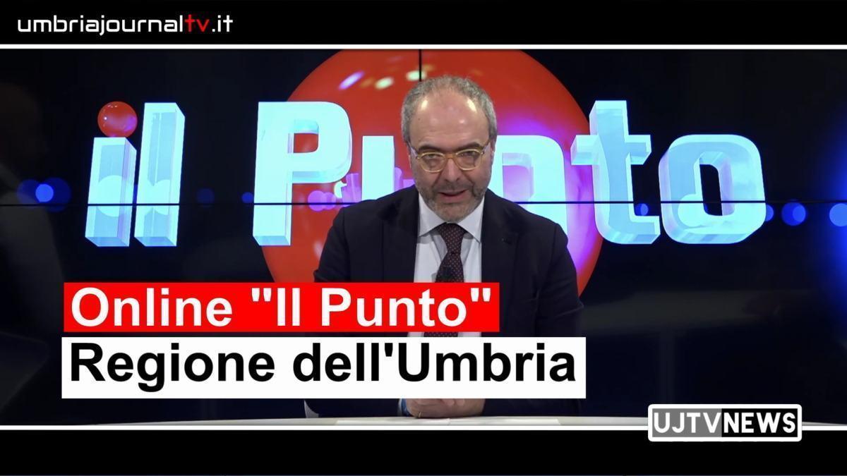 Il Punto settimanale televisivo di approfondimento regione Umbria