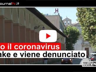 Fa credere di aver contratto il Coronavirus, ma non era mai stato in Cina, denunciato