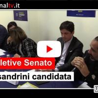 A Foligno la conferenza stampa di presentazione della candidatura di Valeria Alessandrini