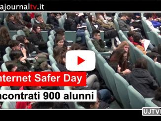 Internet Safer Day, in Umbria incontrati 900 studenti