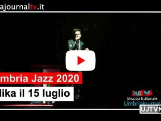 Mika torna a Umbria Jazz, all'Arena Santa Giuliana