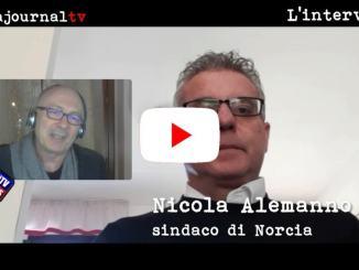 Emergenza Coronavirus, intervista al sindaco di Norcia, Nicola Alemanno