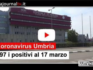 Coronavirus Umbria, 197 i positivi alla mezzanotte del 16 marzo