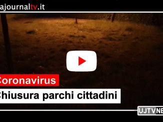 Coronavirus, chiusi parchi pubblici a Bastia Umbra e Perugia