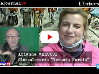 Cioccolateria Vetusta Nursia rischia chiusura, l'appello di Arianna Verucci 🔴 VIDEO