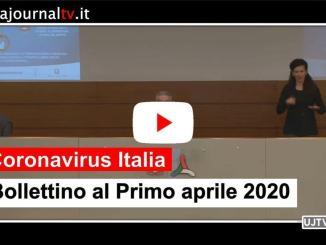 Coronavirus in Italia, Borelli, scordatevi Pasqua e Pasquetta, si sta a casa