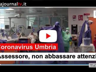 Coronavirus Umbria, risultati confortanti, ma non abbassare l'attenzione