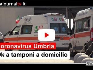Coronavirus, ok ad ambulatorio mobile per tamponi a domicilio