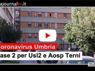 Si apre la fase due all'Azienda Usl Umbria 2 e all'Azienda Ospedaliera di Terni