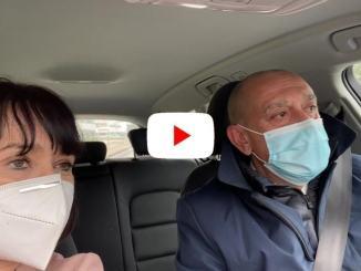To Italy with love il video 5000 mascherine dalla Germania