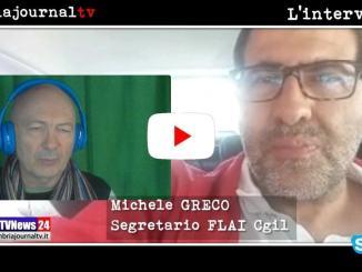 Licenziamenti alla Gastronomia umbra, intervista con Michele Greco Flai Cgil