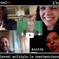 Sclerosi multipla, le storie di Francesca, Annita, Alessandro e Gianluca 🔴