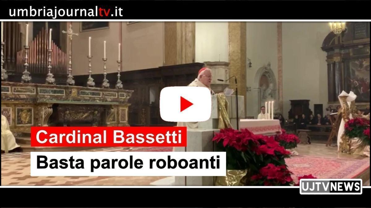 Sul lavoro basta slogan, serve massima collaborazione, cardinal Bassetti