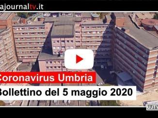 Coronavirus in Umbria, 6 nuovi casi in più, sono a Terni