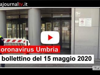 Coronavirus in Umbria, due soli positivi al 15 maggio