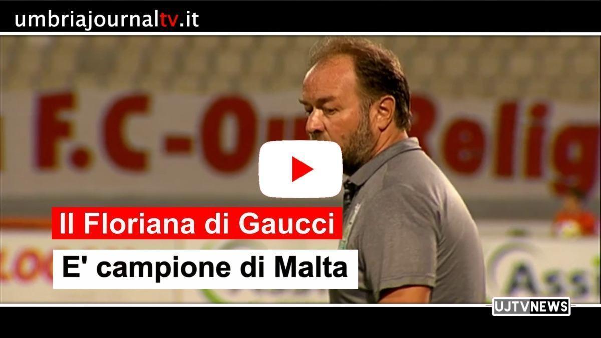 Il Floriana calcio di Riccardo Gaucci è ufficialmente campione di Malta