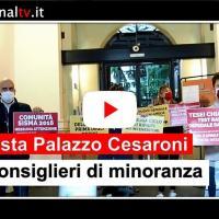 Protesta dei consiglieri di minoranza, tutela della trasparenza e dei cittadini