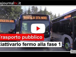 Riattivare servizio del trasporto pubblico locale, fermo alla fase 1